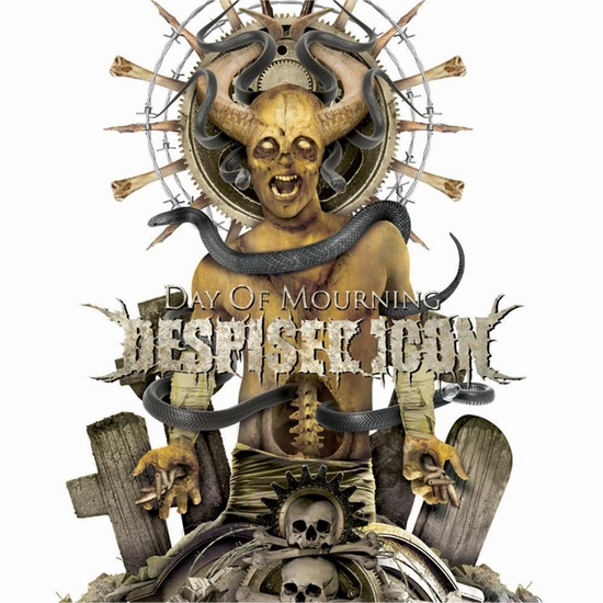 "Despised Icon - ""Day Of Mourning"""