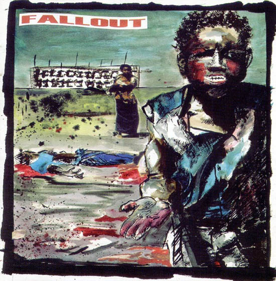 "Fallout - ""Spit On The Innocent"""