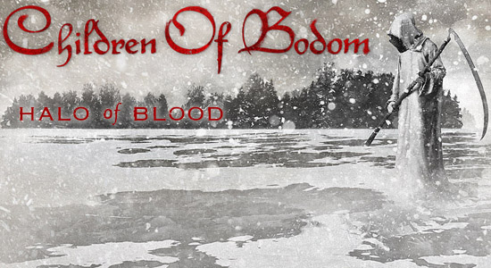 "Children Of Bodom – ""Halo Of Blood"""