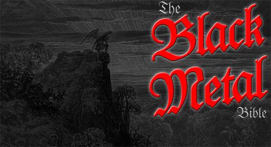 "Matthias Herr – ""The Black Metal Bible"""
