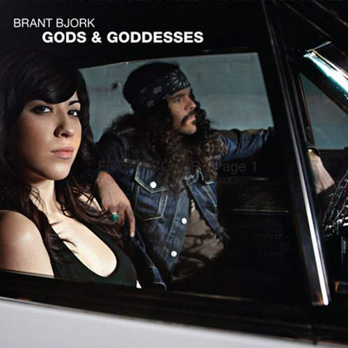 """Brant Bjork - """"Gods & Goddesses"""""""