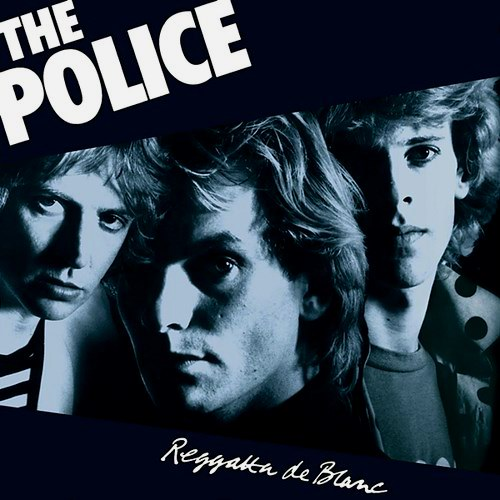"The Police - ""Reggatta De Blanc"""