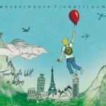 """Wassermanns Fiebertraum - """"Tauche die Welt in Farben"""""""