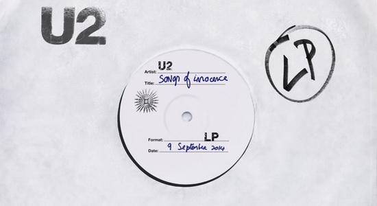 """U2 – """"Songs Of Innocence"""""""