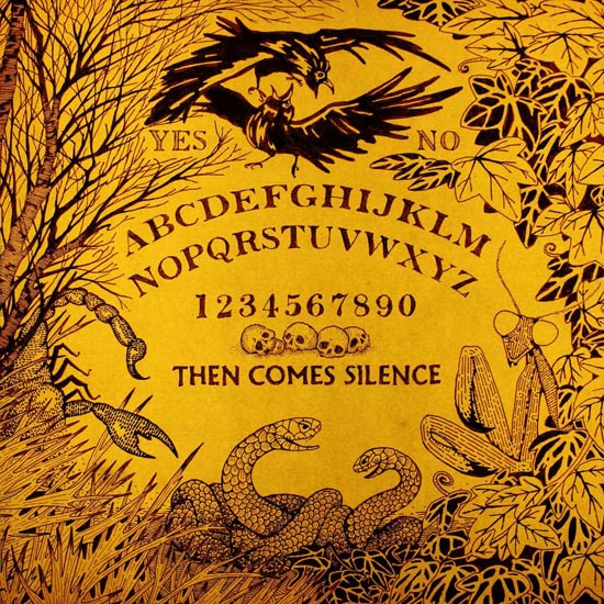 "Then Comes Silence - ""Nyctophilian"""