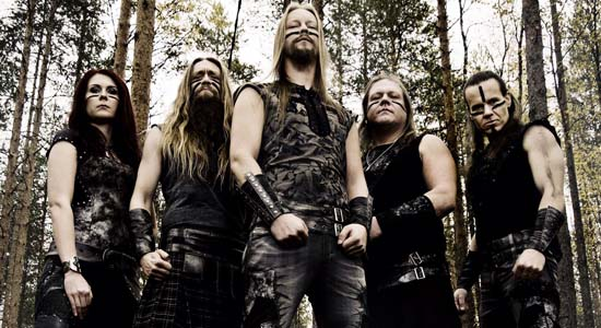 "Ensiferum – ""One Man Army"""