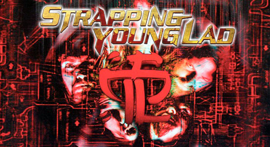 Disco Ranking #1: STRAPPING YOUNG LAD