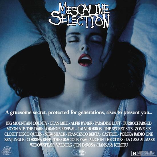 Mescaline Selection - Juni 2015