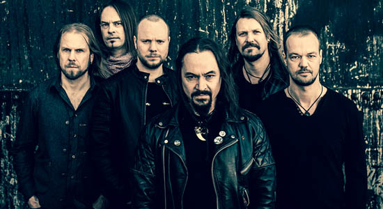"""Amorphis – """"Under The Red Cloud"""""""