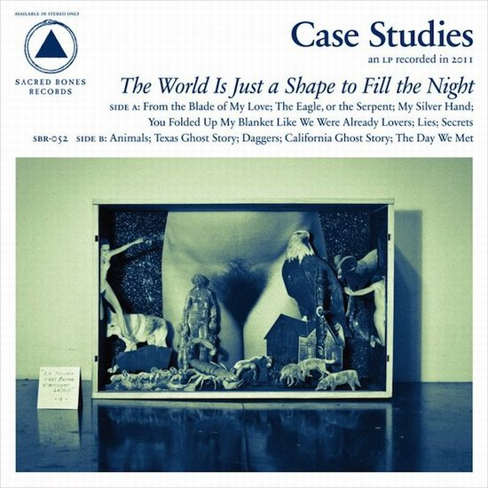 """Case Studies - """"The World Is Just A Shape To Fill The Night"""""""