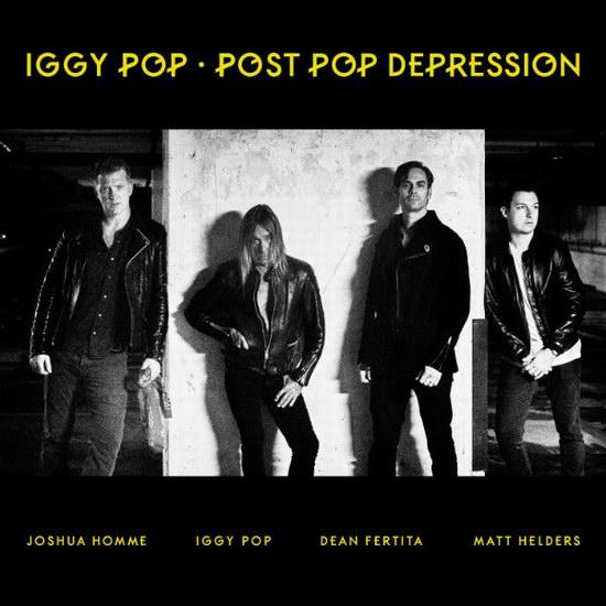 "Iggy Pop - ""Post Pop Depression"""