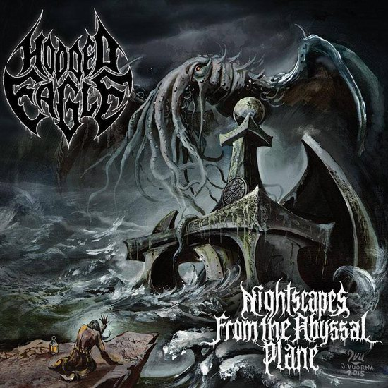 "Hooded Eagle - ""Nightscapes From The Abyssal Plane"""