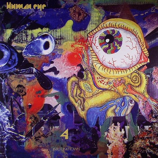 "Human Eye - ""4: Into Unknown"""