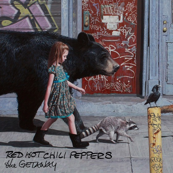 "Red Hot Chili Peppers - ""The Getaway"""