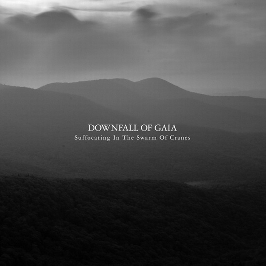 "Downfall Of Gaia - ""Suffocating In The Swarm Of Cranes"""