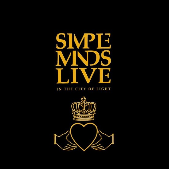 "Simple Minds - ""Live In The City Of Light"""