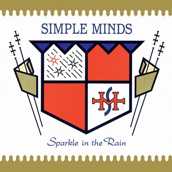 "Simple Minds - ""Sparkle In The Rain"""