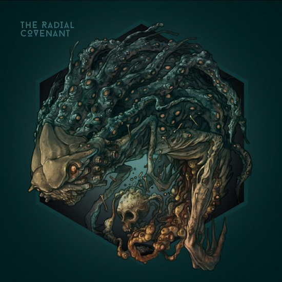 "Hannes Grossmann - ""The Radial Covenant"""