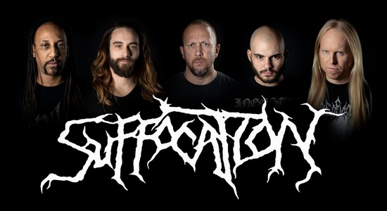 Suffocation –