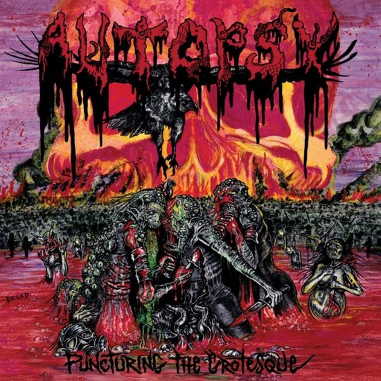 Autopsy - neues Album, Dez. 2017