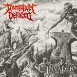 "Damnation Defaced - ""Invader From Beyond"""