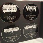Autopsy - 4-Disc Box