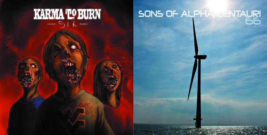 Karma To Burn / Sons Of Alpha Centauri Split 7